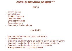 Le Gourmet Servicios de Catering