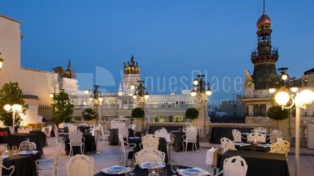 Montaje 5 en Casino de Madrid