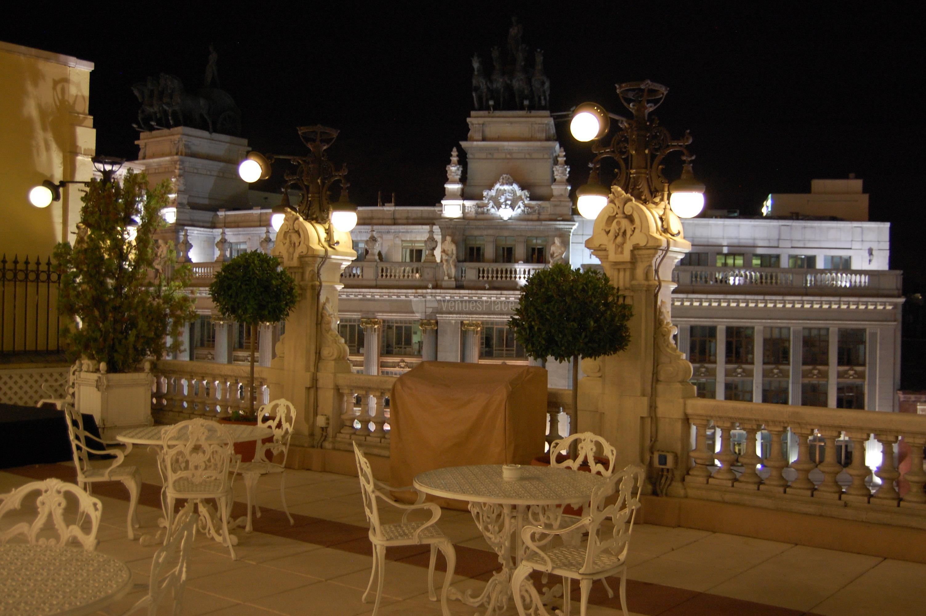 Exterior 1 en Casino de Madrid