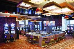 Interior Casino de Madrid