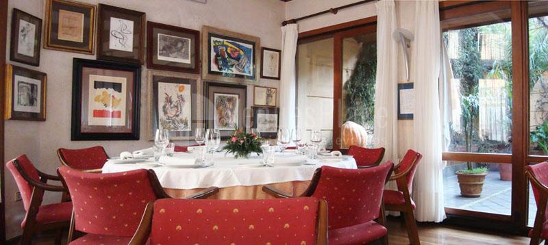 Comedor en Restaurante Villablanca Celebraciones y Eventos