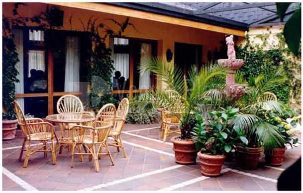 Terraza del Restaurante Villablanca Celebraciones y Eventos