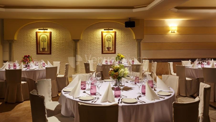 Montaje 3 en Hotel Villa Flamenca