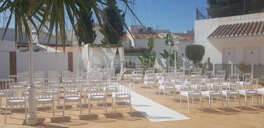 Montaje 1 en Hotel Villa Flamenca