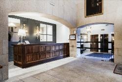 Interior 3 en Parador de Baiona
