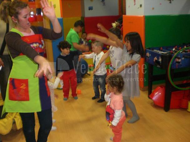 El Reino Mágico Parque infantil