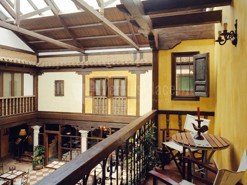 Interior La Casa del Rector