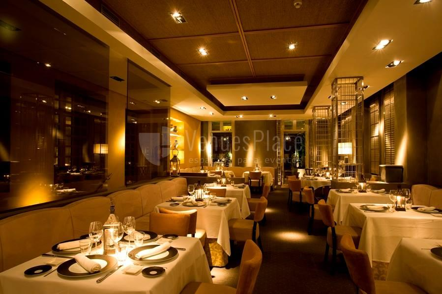 Interior 5 en Restaurante La Fábula Granada