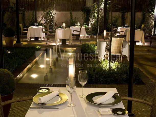 Eventos con encanto en el Restaurante La Fábula