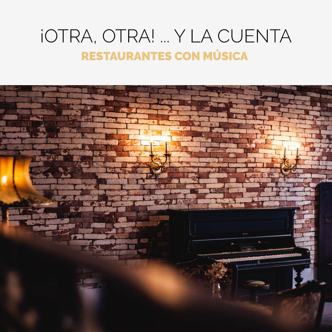 Ideas para Restaurantes y reservados