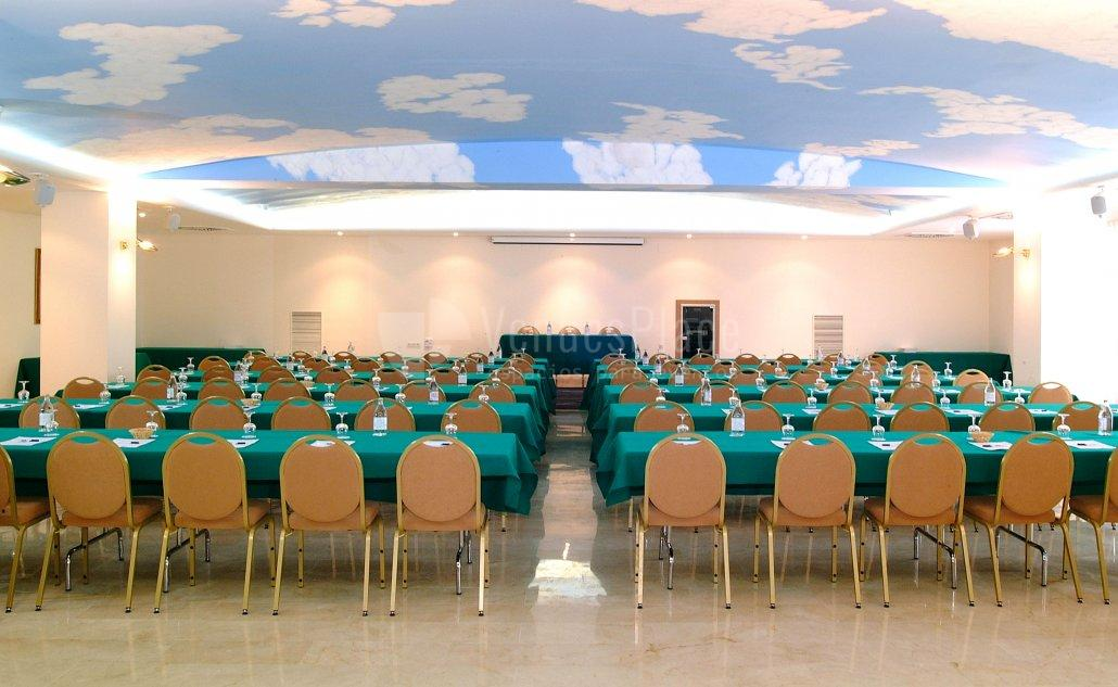 Convenciones, congresos, reuniones de empresa en Euroforum Segovia Sierra
