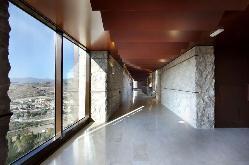 Espacios con vistas en Parador de Lorca