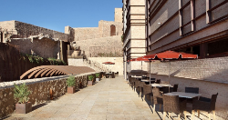 Terrazas donde disfrutar un cóctel en Parador de Lorca
