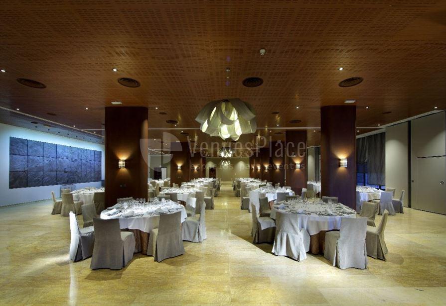 Cena de gala en Parador de Lorca