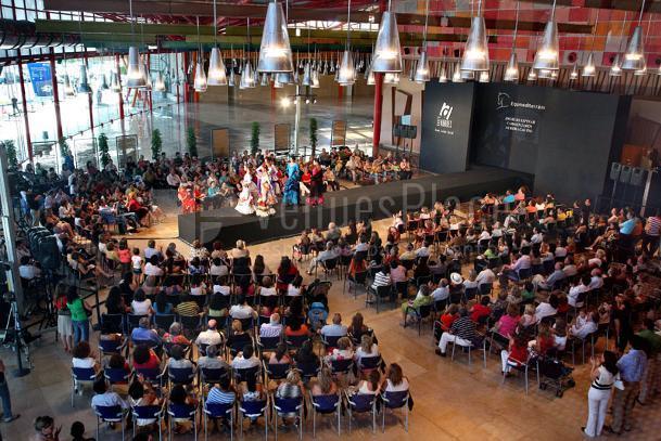 Foto interior en Palacio de Ferias y Congresos de Málaga
