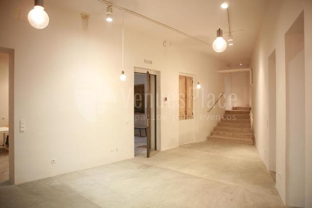 Interior 5 en Showroom para eventos en Chueca