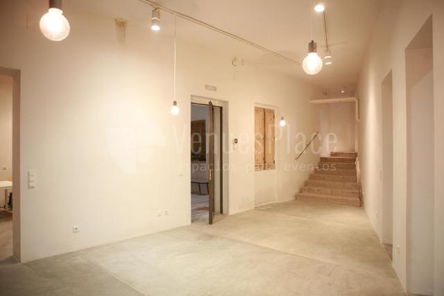 Interior 5 en Showroom para eventos en Chueca