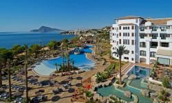 Vistas en SH Hotel Villa Gadea