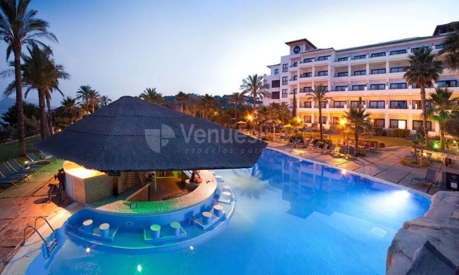 Eventos sociales en SH Hotel Villa Gadea