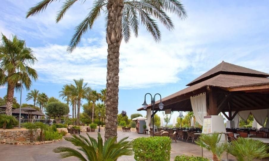 Cóctel en SH Hotel Villa Gadea