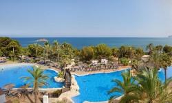 Exteriores en SH Hotel Villa Gadea