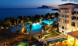 Fachada Hotel SH Villa Gadea