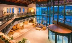 Hall en SH Hotel Villa Gadea