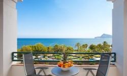 Vistas espectaculares en SH Hotel Villa Gadea