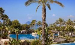 Lounge en SH Hotel Villa Gadea