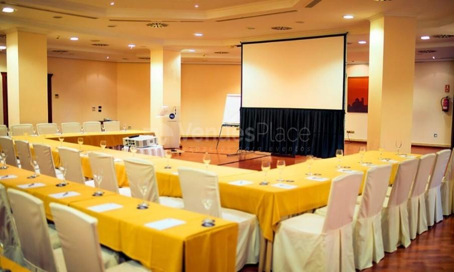 Desayunos de trabajo en SH Hotel Villa Gadea