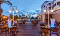 Terraza lobby Hotel SH Villa Gadea