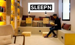 SLEEP'N Atocha en Comunidad de Madrid