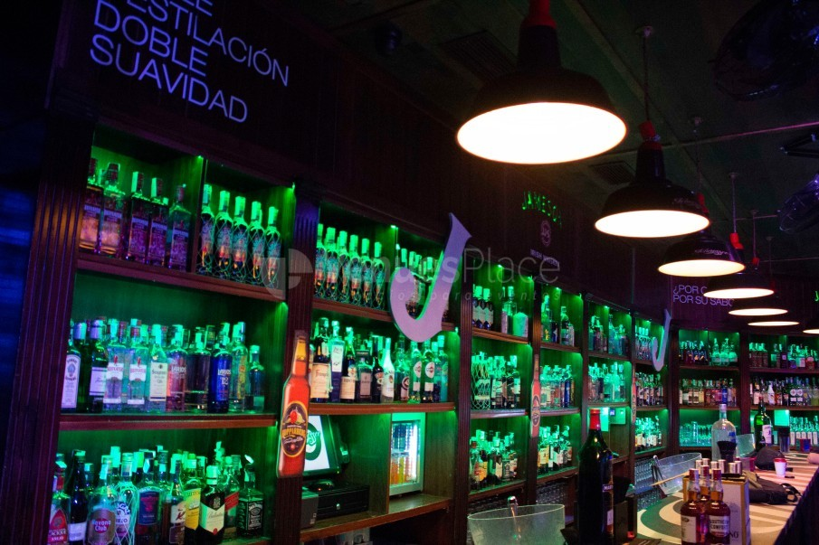 Interior 3 en Tennessee Live Club Málaga
