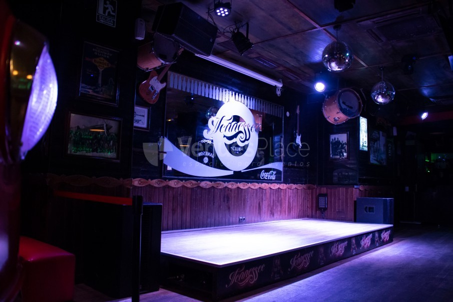 Interior 1 en Tennessee Live Club Málaga