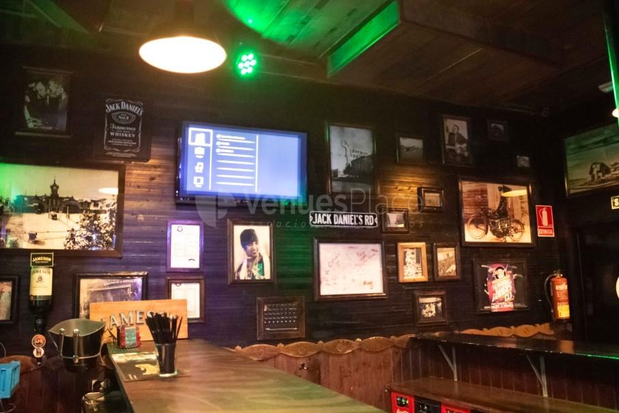 Interior 4 en Tennessee Live Club Málaga