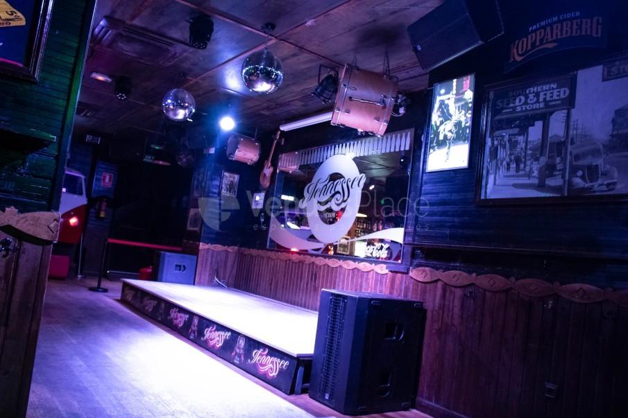 Interior 5 en Tennessee Live Club Málaga