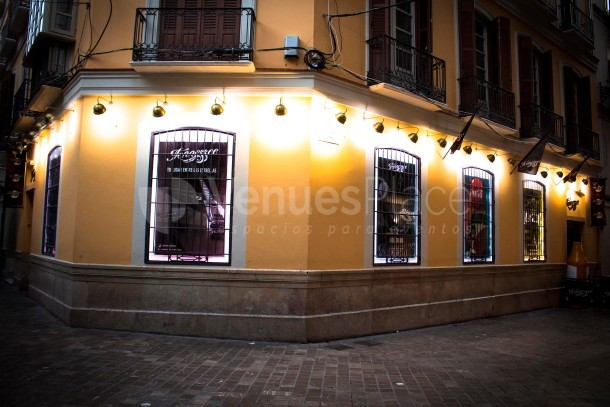 Exterior 1 en Tennessee Live Club Málaga