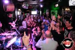 Montaje 1 en Tennessee Live Club Málaga