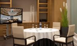 Hotel Don Cándido****y montaje de sala para reunión