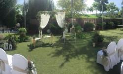 Hotel Don Cándido****y montaje de ceremonia civil