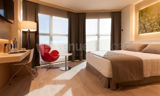 Interior 3 en Hotel Don Cándido****-bonita habitación de hotel