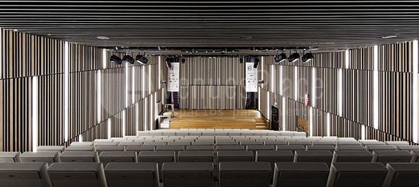 Auditorio para tus eventos de empresa en Basque Culinary Center