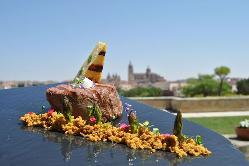 Gastronomía  única  en Parador de Salamanca