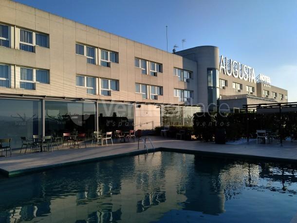Exterior  Hotel Augusta Barcelona Valles