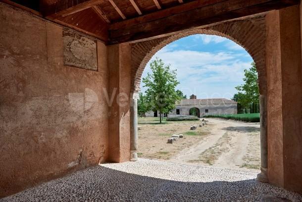 Arco de acceso exteriores