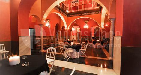 Interior 2 en Casa Palacio Monasterio