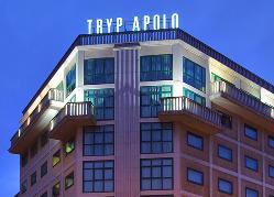 TRYP BARCELONA APOLO HOTEL en Barcelona