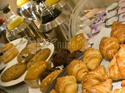 Coffe- break en Radisson Blu Hotel Madrid Prado