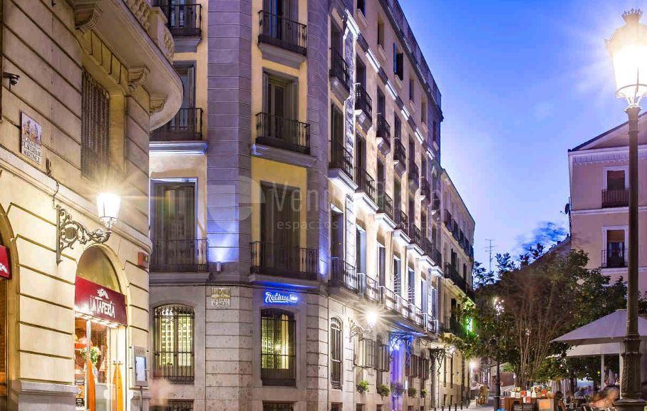 Exterior 5 en Radisson Blu Hotel Madrid Prado