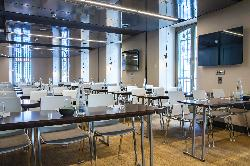 Montaje Escuela  Radisson Blu Hotel Madrid Prado